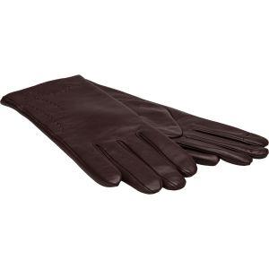 Перчатки Alla Pugachova AP33919 dark bordo-19Z. Цвет: бордовый