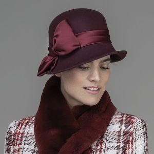 Шляпа Ekonika EN45503 bordo-19Z фото