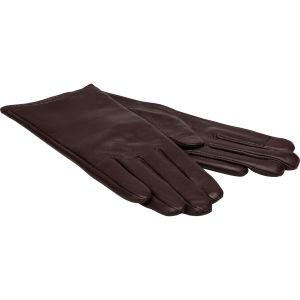 Перчатки Alla Pugachova AP33194 dark bordo-19Z. Цвет: бордовый