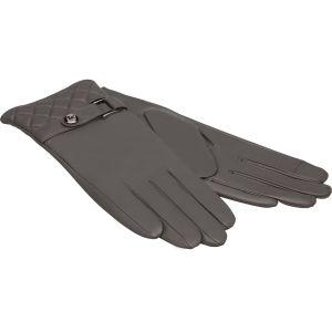Перчатки Alla Pugachova AP33143 grey-18Z. Цвет: серый