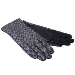 Перчатки Ekonika EN33715 black-19Z. Цвет: черный