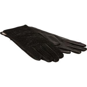 Перчатки Alla Pugachova AP33229 black-19Z. Цвет: черный