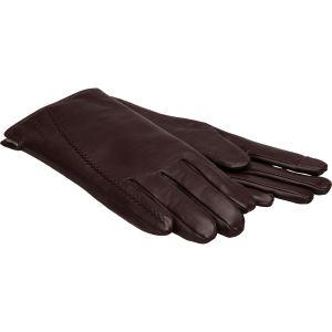 Перчатки Alla Pugachova AP33922 dark bordo-19Z. Цвет: бордовый