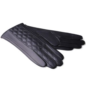 Перчатки Ekonika EN33304 black-19Z. Цвет: черный